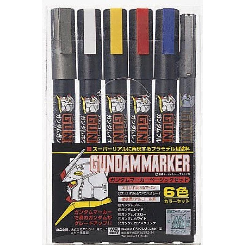 Image of GMS105 Gundam Marker Basic Set