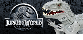 JURASSIC WORLD FIGURES