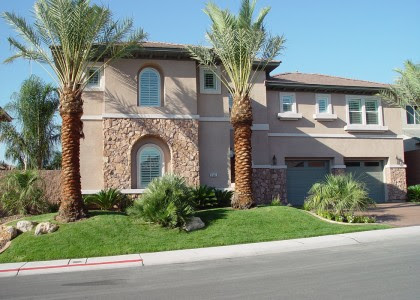 Complete Landscape Project in Summerlin