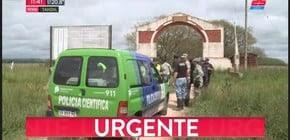 Con perros buscan en un ex centro clandestino de detención al joven desaparecido en Tandil