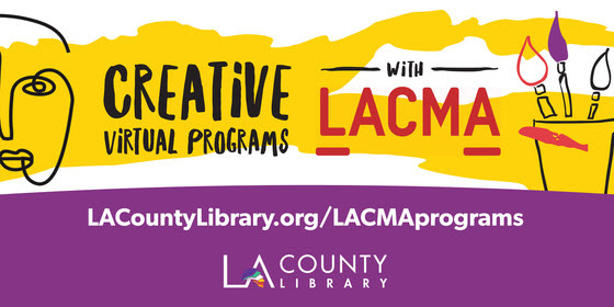 Creative Virtual Programs with LACMA