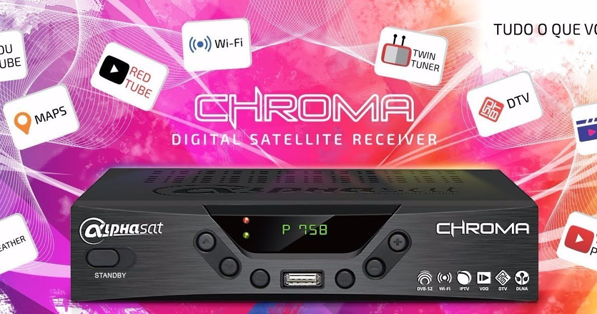 conversor digital alphasat chroma hd wifi D NQ NP 535605 MLB25048447215 092016 F - ALPHASAT CHROMA NOVA ATUALIZAÇÃO V10.00.21.S55 - 14/02/2018