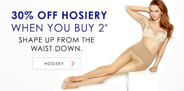 Save 30% off hosiery when you buy 2 + free shipping and returns Australia wide at Berlei.