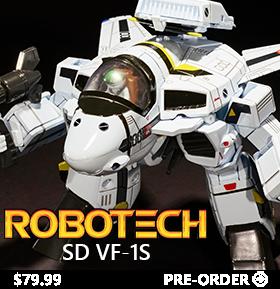ROBOTECH SD VF-1S