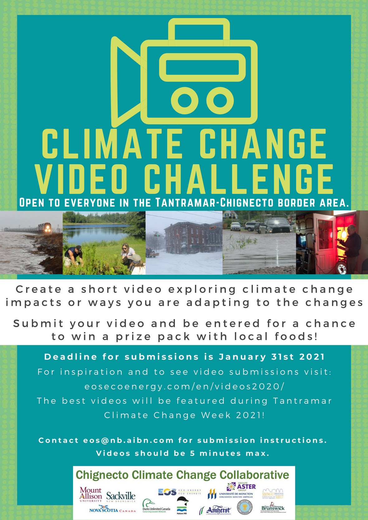 Climate Change Video Challenge