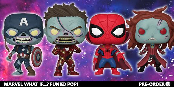 Marvel Pops!