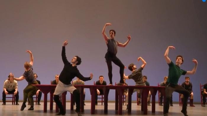 Danse : le premier Boléro de Mathias Heymann