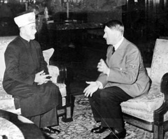 Hajj el-Husseini Adolf Hitler