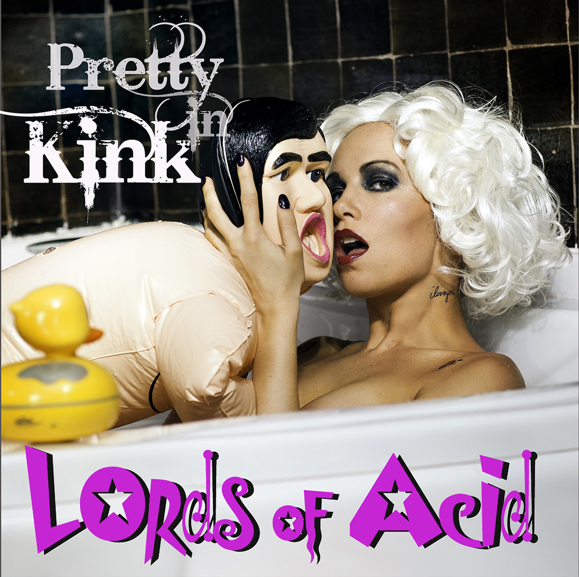 LOA COVER 01 PRETTY IN KINK