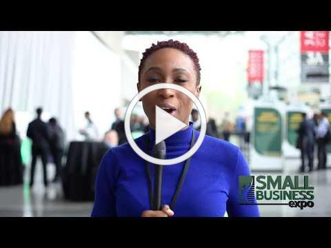Attendee at Small Business Expo | Seminars Were So Insightful
