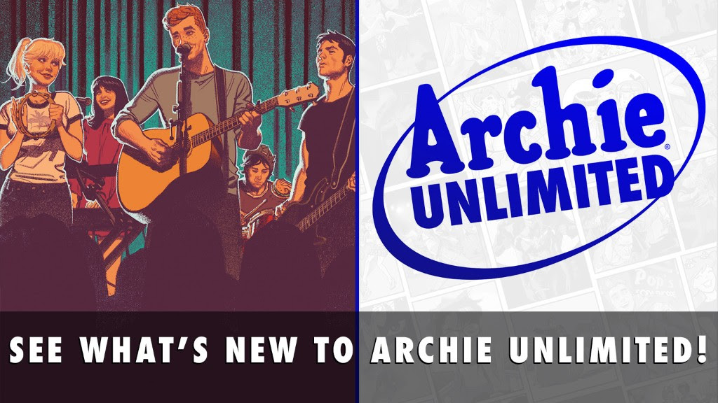 New To Archie Unlimited