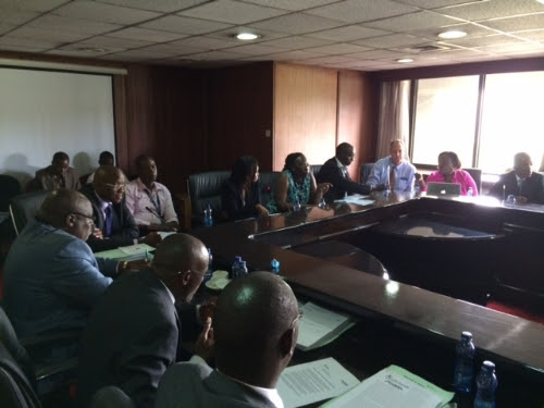 Closure and relocation of local Industries: Meeting with the Parliamentary Committee on Finance, Planning and Trade