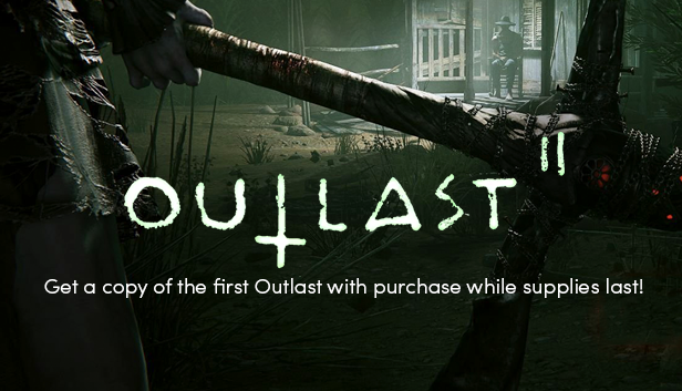 Buy Outlast 2 on the Humble Store