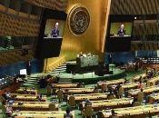Los debates del actual periodo de sesiones de la Asamblea General han estado centrados en los desafíos del cambio climático y la pandemia de Covid-19.