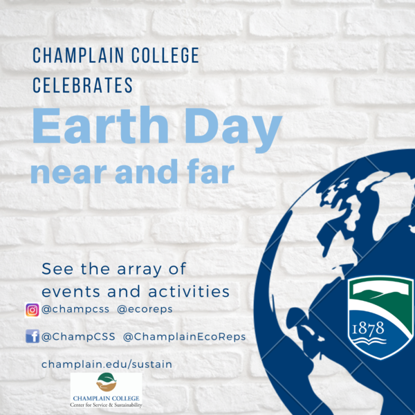 Upcoming Earth Day Events