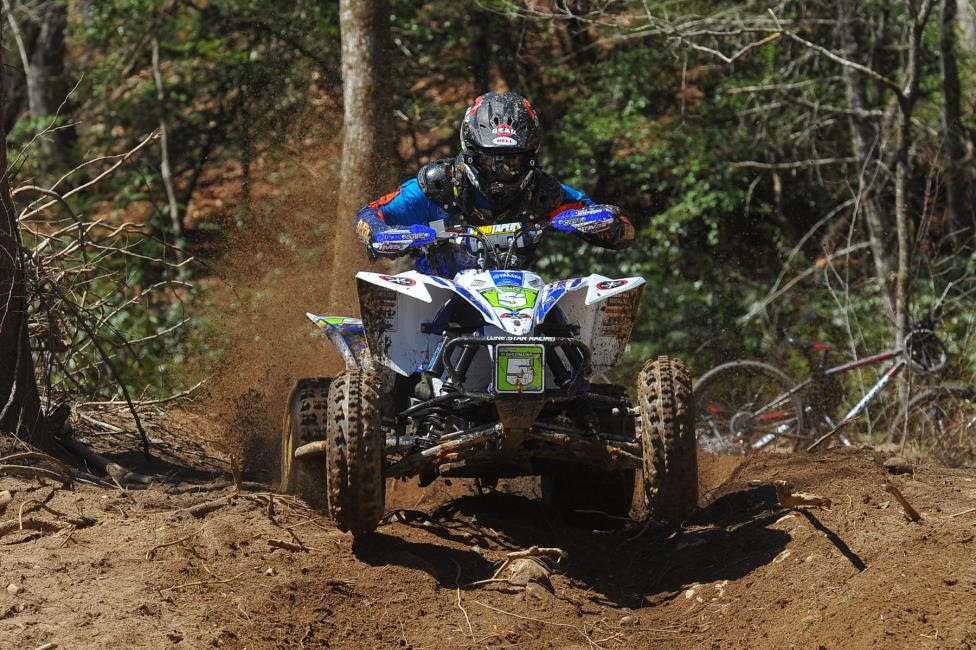 Cole Richardson continues to lead the XC2 Pro Am class, and looks to take his fourth straight victory this SaturdayPhoto: Ken Hill