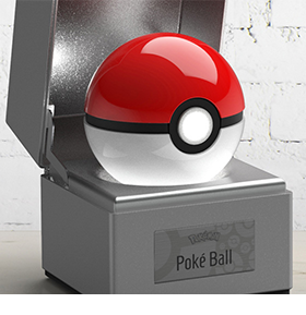 Pokemon Electronic Poke Ball Replica