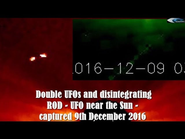 UFO News ~ Huge Dark UFO Passes Over Moon and MORE Sddefault