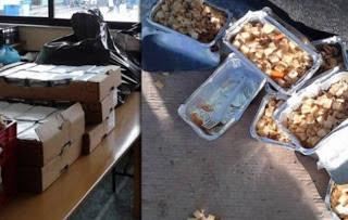 Μαρτυρία - ΣΟΚ: Οι λαθρομετανάστες πετάνε στα σκουπίδια τα δωρεάν γεύματα του Τσίπρα ενώ οι έλληνες πεινάνε [photos] - Φωτογραφία 1