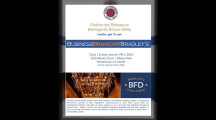 La Chaîne - Business Brunch @ Bradley's