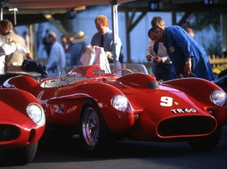 Archive gallery: Ferrari racers from the Revival over the years