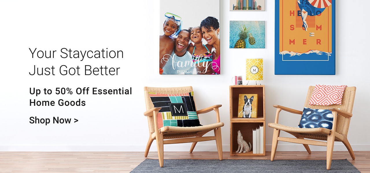 Your Staycation Just Got better: Up To 50% Off Essential Home Goods - Shop Now!