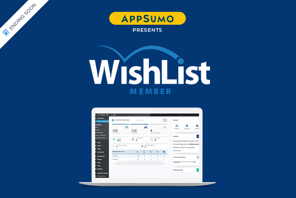 75% Off WishList Member - Lifetime Access
