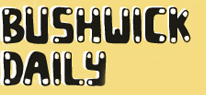 bushwick daily logo yellow
