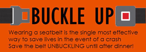 Thanksgiving Buckle Up