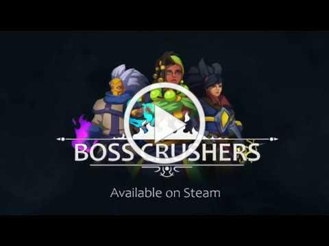 Boss Crushers Trailer