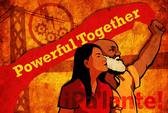 PowerfulTogetherPa'lante