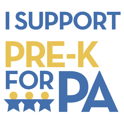 I support Pre-K for PA