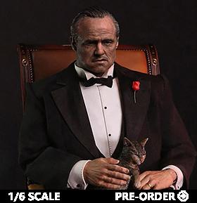 The Godfather Vito Corleone (Formal Ver.) 1/6 Scale Figure