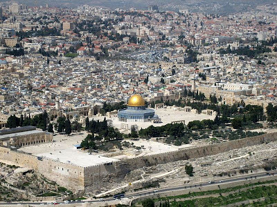 This is Huge: The Jews Got the Temple Mount Back and on the Exact Day We Were Watching!