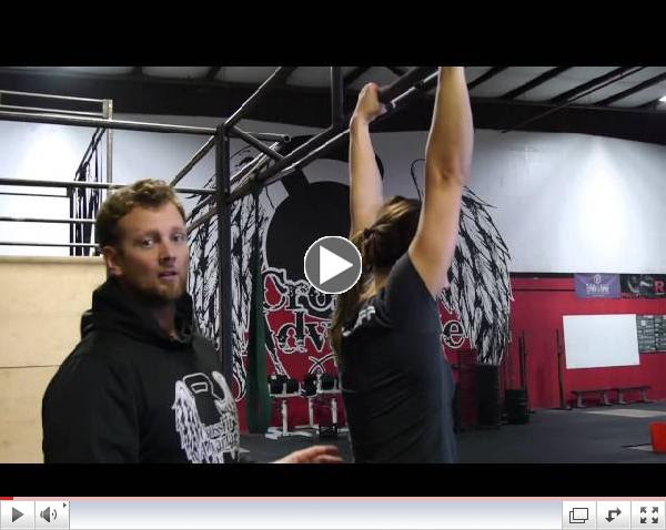 Day13: Shoulder mobility and pull ups