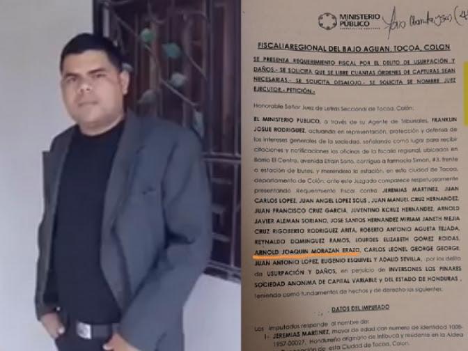 Reacciones ante crimen de defensor: La violencia llegó a Guapinol con minera  Inversiones Los Pinares