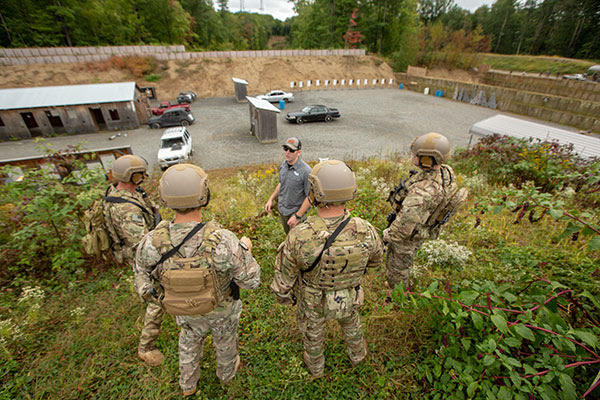SIG SAUER Academy Training Courses Now Available on GSA Schedule 84