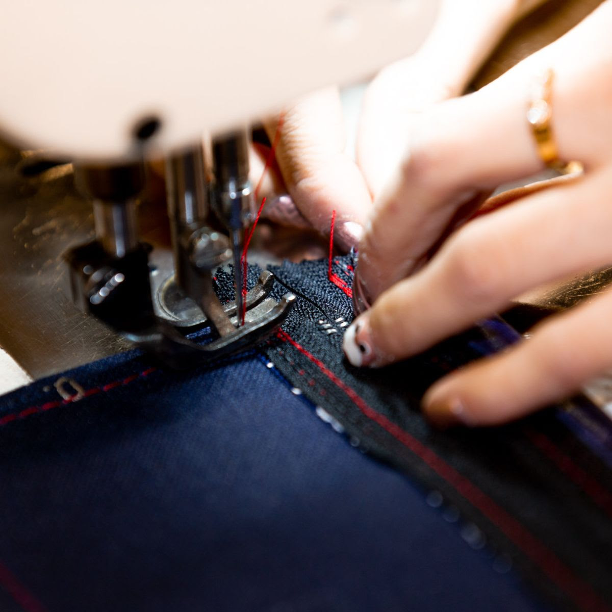 Pouch-Sewing