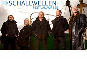 Schallwellen - Festival auf See