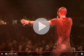 """Jack Simard, Clip live """"J'ai faim"""" au festival de la Paille 2018"""