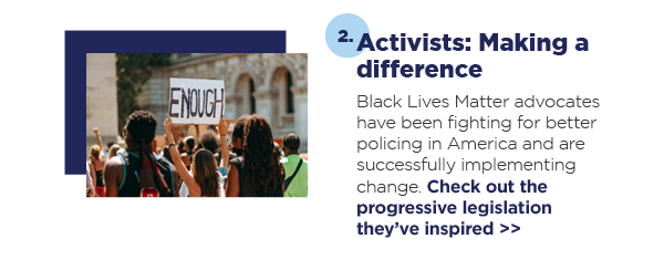 2. Activists: Making a difference