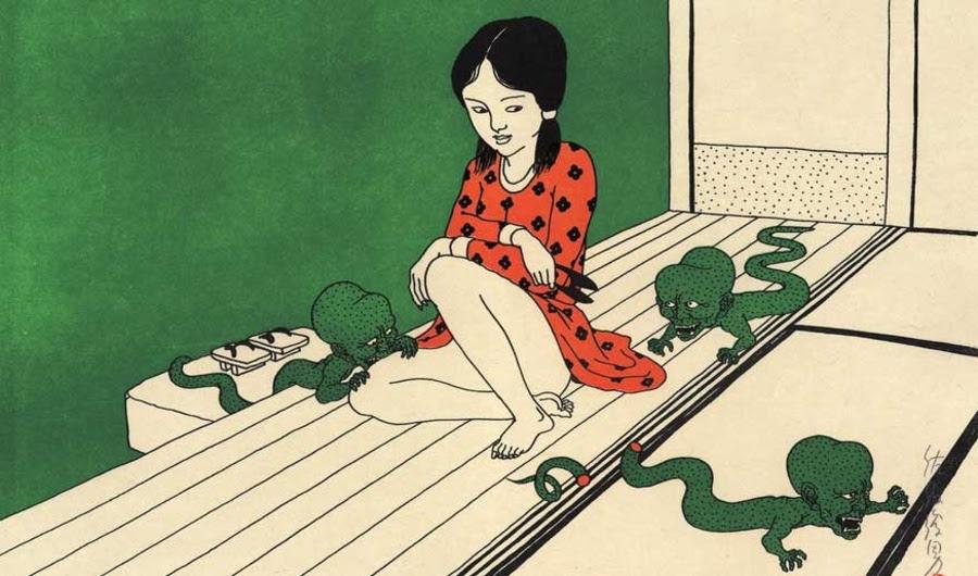 Conheça o Mestre da Erotica Japonesa que Você Nunca Ouviu