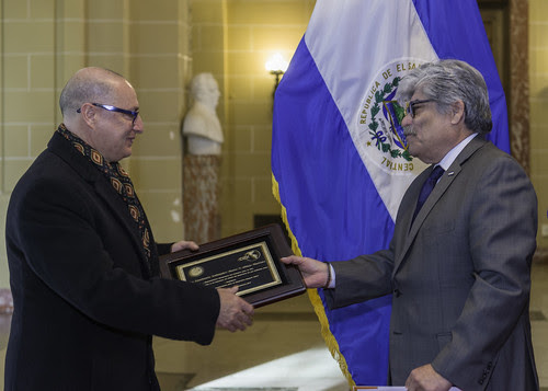 El Salvador asume la Presidencia del Consejo Interamericano para el Desarrollo Integral