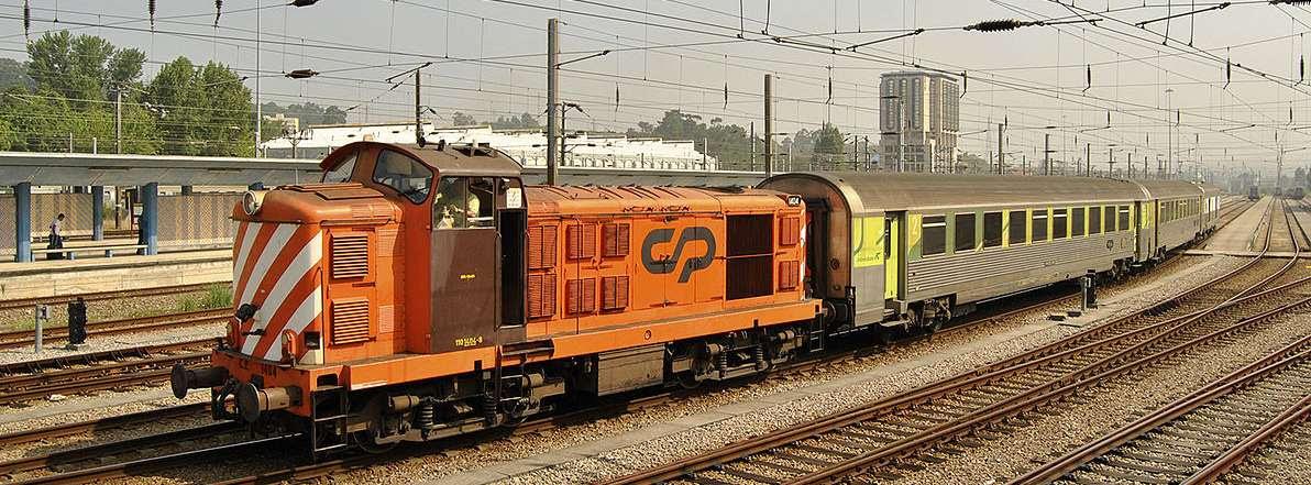Series 1400 train