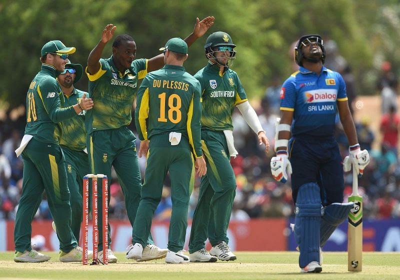 World Cup 2019, Match 35: South Africa vs Sri Lanka Match