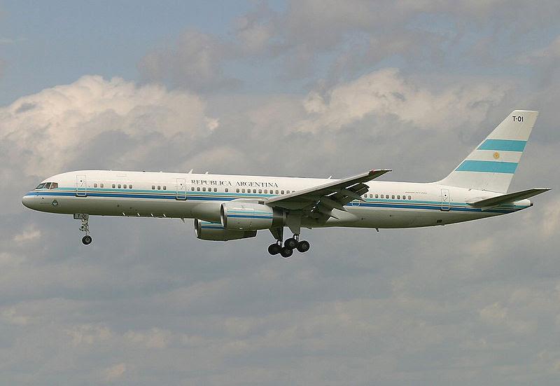 File:Argentina Boeing 757-200 Tango 01 Transporte Presidencial 1 Lebeda.jpg