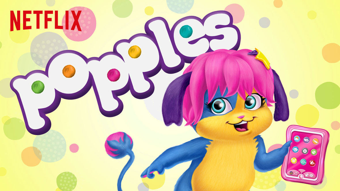 Popples  1