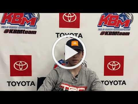 Chandler Smith | Daytona Road Course Preview