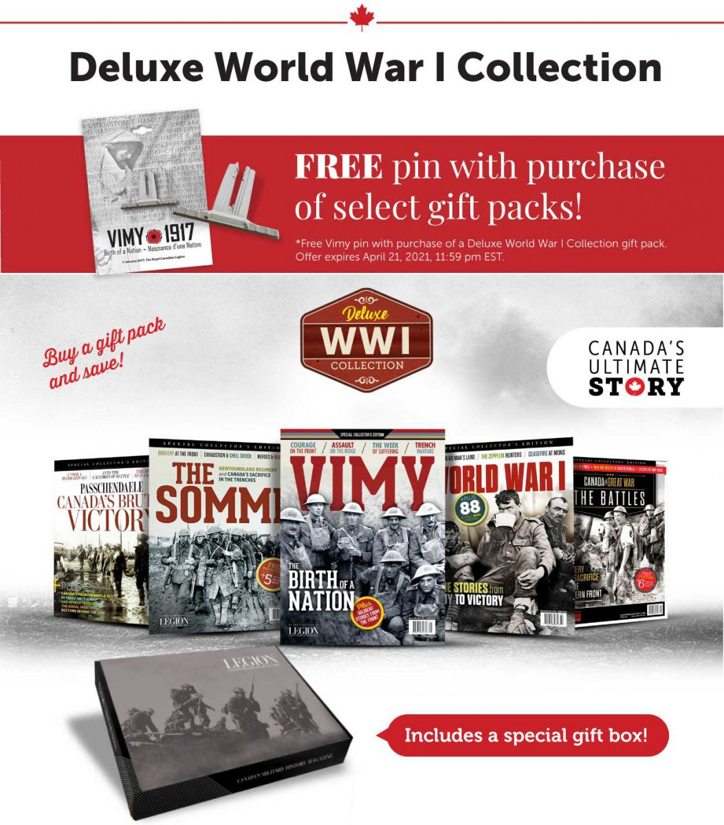 Deluxe World War I Collection
