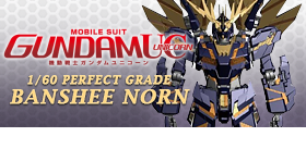 PERFECT GRADE UNICORN GUNDAM O2 BANSHEE NORN